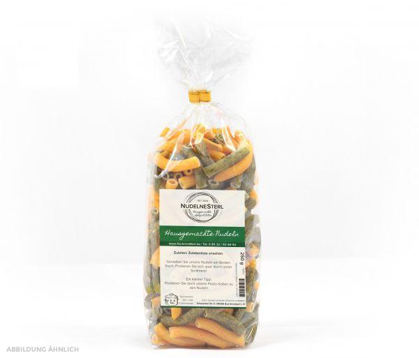Karotten-Petersilie-Nudel