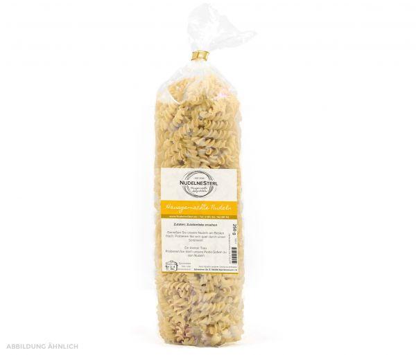 Zucchini-Nudel