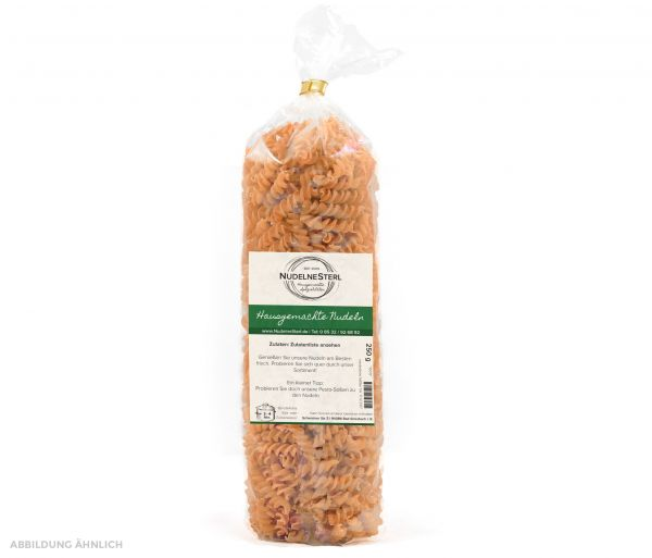 Karotten-Nudel