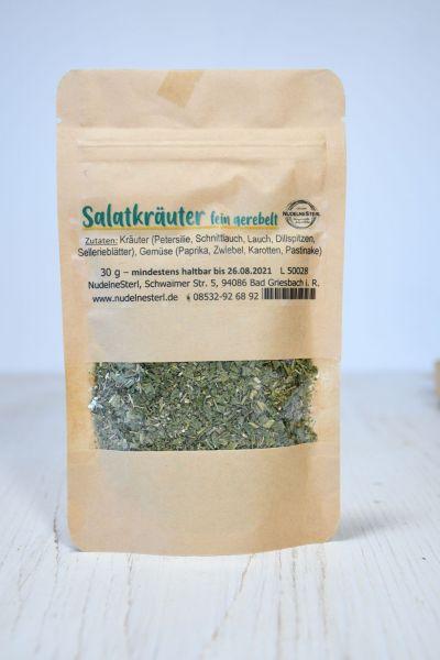 Salatkräuter fein gerebelt