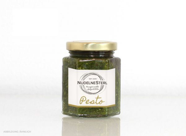 "Pesto ""spinnerte Nuss"""