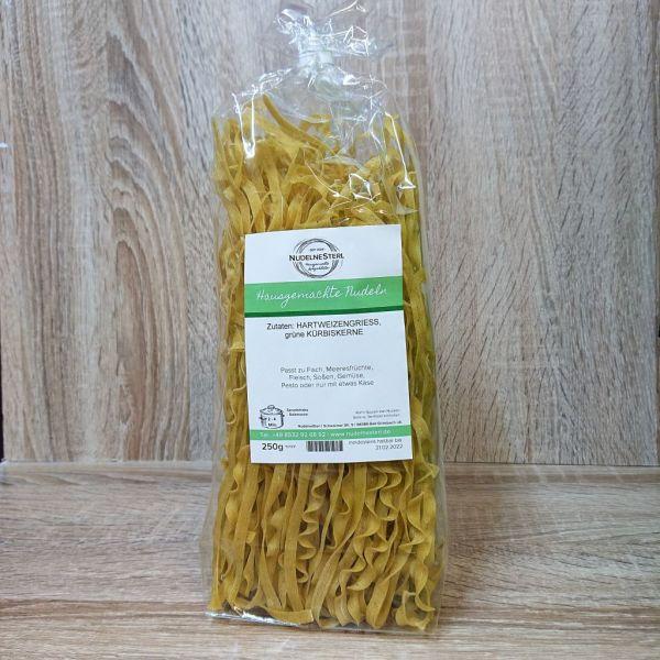 Kürbiskern-Spaghetti